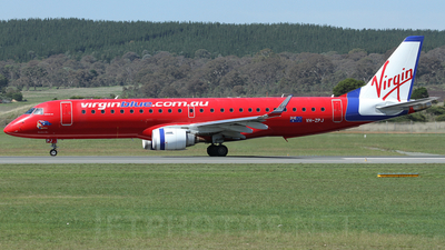 VH-ZPJ - Embraer 190-100IGW - Virgin Blue Airlines