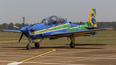 FAB5966 - Embraer A-29B Super Tucano - Brazil - Air Force