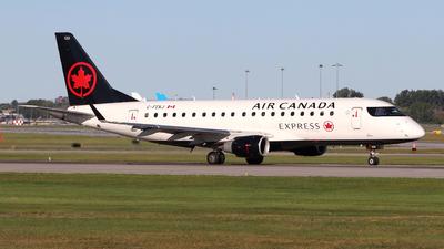 C-FEKJ - Embraer 170-200SU - Air Canada Express (Jazz Aviation)