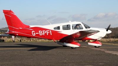 A picture of GBPFI - Piper PA28181 - [288090113] - © Ian Johnson