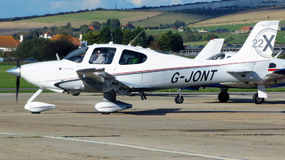 G-JONT - Cirrus SR22-Xi - Private