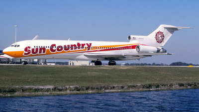 N284SC - Boeing 727-2J4(Adv) - Sun Country Airlines