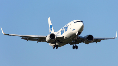 VQ-BJT - Boeing 737-524 - UTair Aviation