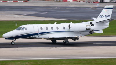 OE-GUN - Cessna 560XL Citation Excel - Salzburg Jet Aviation