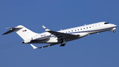 OE-ILK - Bombardier BD-700-1A10 Global Express - LaudaMotion