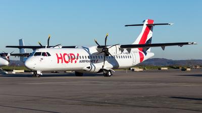 A picture of FHOPN - ATR 72600 - [1288] - © William Verguet
