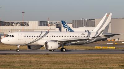 D-AVVI - Airbus A320-251N - Private