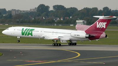 LZ-MIS - Tupolev Tu-154M - Air Via
