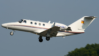 EC-IVJ - Cessna 525 CitationJet 1 - Executive Airlines