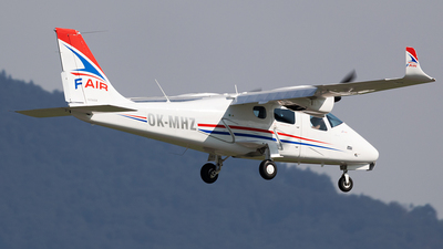 OK-MHZ - Tecnam P2006T - F Air