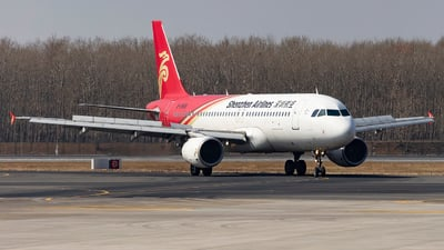 A picture of B6568 - Airbus A320214 - Shenzhen Airlines - © Minizyi