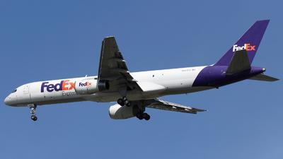 N953FD - Boeing 757-236(SF) - FedEx