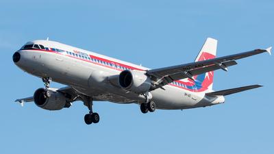 9H-AEI - Airbus A320-214 - Air Malta