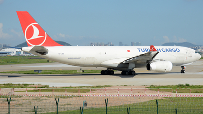 A picture of TCJDS - Airbus A330243F - Turkish Airlines - © Charlie