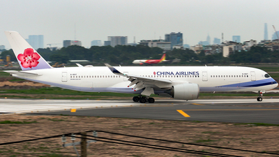 A picture of B18917 - Airbus A350941 - China Airlines - © Toanla_SFAP