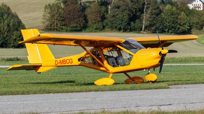 A picture of DMBCG - Aeroprakt A22L Foxbat - [332] - © Oliver Richter