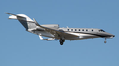 N747RX - Cessna 750X Plus - Private