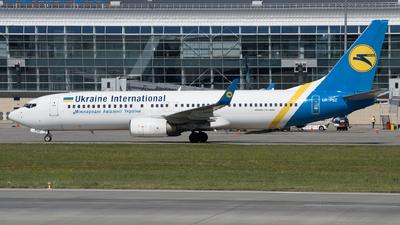 UR-PSZ - Boeing 737-86N - Ukraine International Airlines