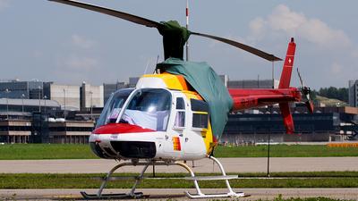 HB-XUW - Agusta-Bell AB-206B JetRanger III - BB Heli