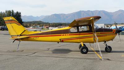 A picture of N7174T - Cessna 172A Skyhawk - [46774] - © Jeroen Stroes