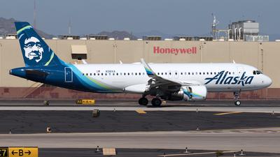 N361VA - Airbus A320-214 - Alaska Airlines