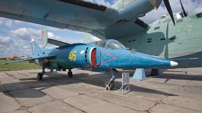 46 - Yakovlev Yak-38 Forger - Soviet Union - Air Force