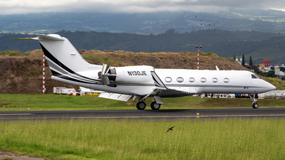 N130JE - Gulfstream G-IV(SP) - Private