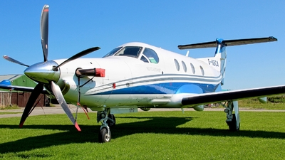 G-NBCA - Pilatus PC-12/47E - Narm Aviation