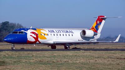 F-GLIK - Bombardier CRJ-100ER - Air Littoral