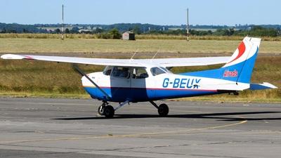 A picture of GBEUX - Cessna F172N Skyhawk - [1596] - © David Cook