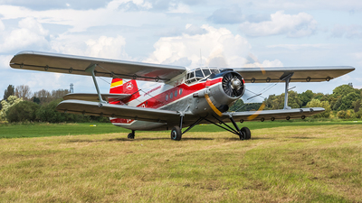 D-FOND - Antonov An-2P - Private