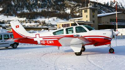 A picture of HBEWH - Beech F33A Bonanza - [CE844] - © Jeremy Denton