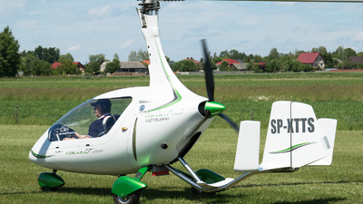 SP-XTTS - AutoGyro Europe Calidus - Private