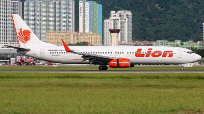 PK-LFK - Boeing 737-9GPER - Lion Air