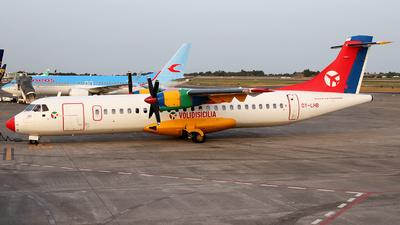 A picture of OYLHB - ATR 72202 - DAT - © Alberto Cucini