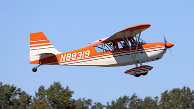N88319 - Bellanca 7ACA Champion - Private
