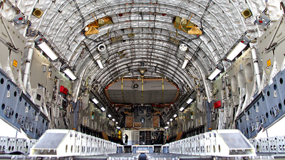 CB-8001 - Boeing C-17A Globemaster III - India - Air Force