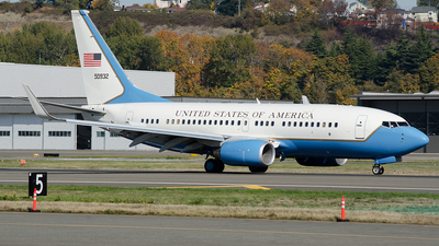 05-0932 - Boeing C-40C - United States - US Air Force (USAF)