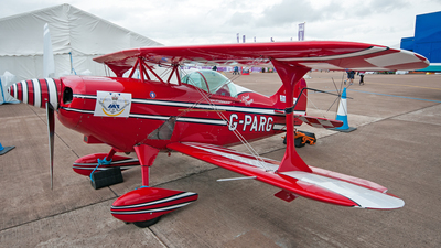 G-PARG - Pitts S-1S Special - Private
