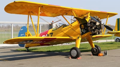 D-EQXL - Boeing A75N1 Stearman - Private