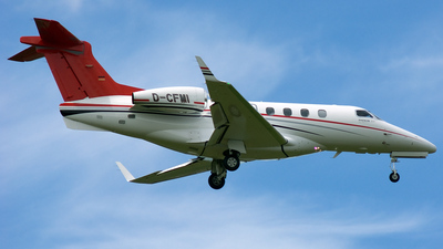 D-CFMI - Embraer 505 Phenom 300 - Private