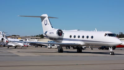 N107TD - Gulfstream G-IV(SP) - Private