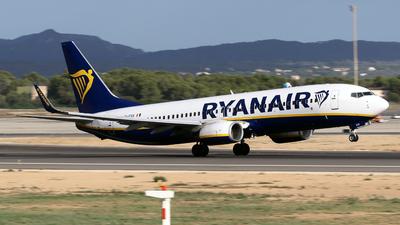 EI-ESS - Boeing 737-8AS - Ryanair