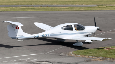 HB-SDT - Diamond DA-40D Diamond Star TDI - Private