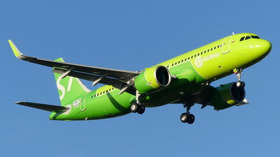 A picture of FWWIN - Airbus A320200N - Airbus - © Pierre Pm
