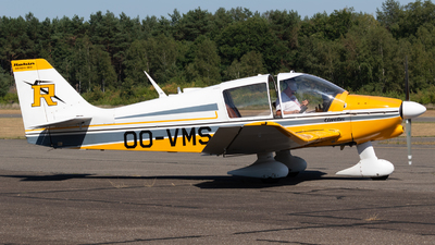OO-VMS - Robin DR400/160 Chevalier - Private
