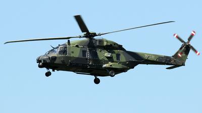 78-37 - NH Industries NH-90TTH - Germany - Army