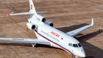 RA-09090 - Dassault Falcon 7X - Rossiya - Special Flight Squadron