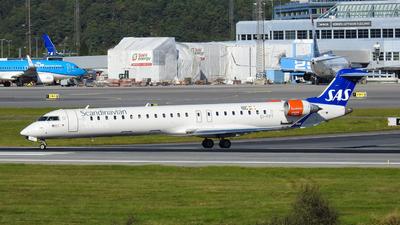 EI-FPT - Bombardier CRJ-900LR - Scandinavian Airlines (Cityjet)