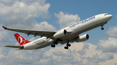 A picture of TCLOD - Airbus A330343 - Turkish Airlines - © Calin Horia Lupu